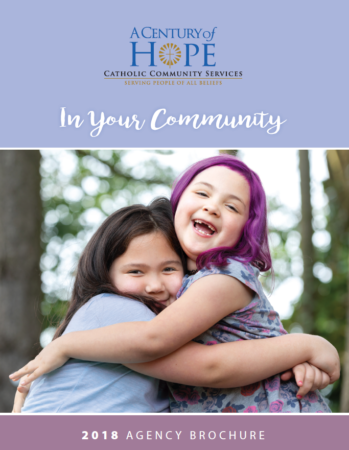 Mason, Thurston & Lewis Counties - Catholic Community Services and